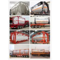 Quality Chinese Compatitive Price 5000-12000 Liter LPG Tank Container with Good Quality (CLW8100) wholesale
