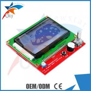 China Alarm 3D Printer Kits , RAMPS1.4 / 12864 LCD Panel Controller on sale