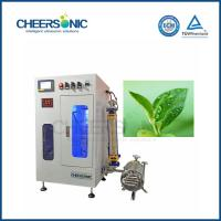Buy cheap 20KHZ Tea Polyphenols Extraction With Ultrasonic Assisted Extraction product