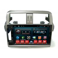 Buy cheap Octa Core TOYOTA GPS Navigation 3G / 4G With Capacitive Touch Screen from wholesalers