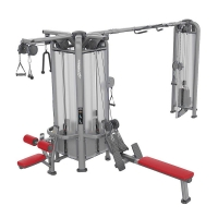 Quality Strength Fitness Commercial Multi Gym Equipment Customized Color Logo Imprintable wholesale