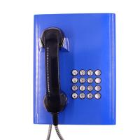 Quality Public Server Vandal Resistant Telephone Rugged Inmate With Volume Control Button wholesale