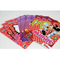 Quality Eco - Friendliy Saddle Stitch Printing Children Hardcover Book With Offset Paper wholesale