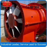 Buy cheap China Coal FBD series Explosion-proof Axial Fan for deep tunnel from wholesalers