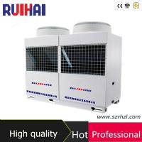 Quality Food Processing Air Cooled Chiller Heat Pump wholesale