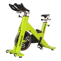 Quality Anti Perspiration Commercial Spin Bikes , Flywheel Exercise Bike With Stainless Steel Pedal wholesale