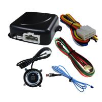 China Car one button pusth system smart button engine starter system on sale