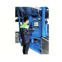 Quality Weather Proof Type Bipolar Vacuum Insulating Oil Purifier Machine 12000Liters/Hour wholesale