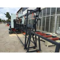 Quality wood furniture design machine- round log Plank Making woodworking machinery Production Line wholesale
