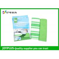 Quality Cleaning Kitchen Tools Microfiber Cleaning Cloth For Window / Bathroom wholesale