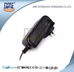 Quality AC DC Wall Mount Power Adapter 12V 2A , Australia Plug Adapter Universal Power Adaptors wholesale