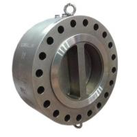 Quality Dual Plate Forged Steel Valves , Swing Check Valve Wafer - Lug Type wholesale