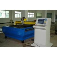 Quality CNC Cutting Machine Table Type Plasma with AC Servo Motor Double Driving wholesale
