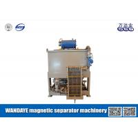 Buy cheap Multi Gravity Double Cooling Magnetic Separation Equipment For Grinding Machine product