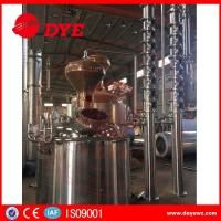 Quality copper mini home laboratory alcohol distillation equipment apparatus wholesale