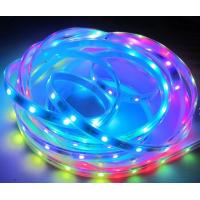 Buy cheap Addressable RGB Flexible LED Strips 12v LED Strip ws2811 IP68 Waterproof LED from wholesalers