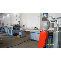 Quality Plastics Extruder PVC Pipe Extrusion Machine for High Pressure Gas / Water wholesale