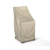 Quality H52inch D34inch Waterproof Patio Furniture Covers , Waterproof Garden Chair Covers Durable wholesale