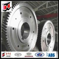 China forged gear motor hollow shaft on sale