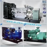 Quality 10Kw - 80Kw Prime Power Diesel Generator Set (Soudproof Available) With Perkins Diesle Engine wholesale