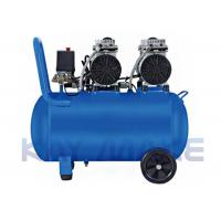China Safe And Stable Oilless Air Compressor Adopt Triple Intelligent Protection Device on sale