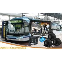 China 2TB Hard Disk Double Bus Truck Car Mobile DVR 4CH Mobile DVR on sale