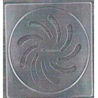 Quality Export Europe America Stainless Steel Floor Drain Cover1 With Square (94.3mm*94.3mm*3mm) wholesale