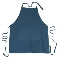 Quality 100% Oxford Artist Painting Smock Kids Cloth Aprons With Adjustable Neck Strap wholesale