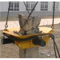 Quality SPF 4 Square Concrete Pile Breaker Hydraulic With Five Patented Technologies wholesale