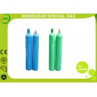 Quality 40L Seamless Steel Compressed Gas Canister For High Purity Gases wholesale