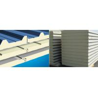 Quality Polyurethane Foam Sandwich Roof Panel wholesale