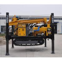 Quality Professional rock layer drilling artifact Water Well Drilling Rig /30 meters an hour wholesale