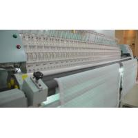 China 34 Heads Industrial Embroidery Machine , Computerized Quilting And Embroidery Machine on sale