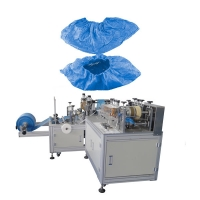 China Disposable PP Shoes Covers Making Machines-KYD Automatic Mask Machine Factory on sale