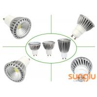 China 3W 4W 5W Dimmable LED Spotlights Aluminum Body GU10 SMD LED Spotlight For Hotels on sale