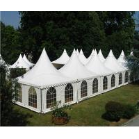 Stable Aluminum Structure Tent 3*3m For Activities  ,  Camping ,  Exhibition