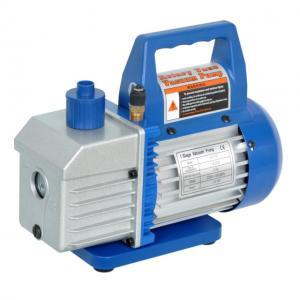 China Good Quality Hand Held 1 Stage 2.5CFM Rotary Vane Vacuum Pump on sale