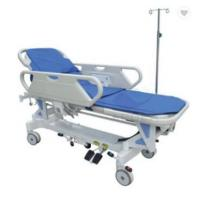 Buy cheap Hospital Economic Transport Ambulance Stretcher CE ISO ABS Handrails Electric from wholesalers