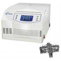 Quality BT5C Low Speed Centrifuge 8X100ML Capacity / Benchtop Multi Pipe Centrifuge wholesale