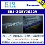 Quality ERJ-3GEYJ622V - PANASONIC - Thick Film Chip Resistors - Email: sales009@eis-ic.com wholesale