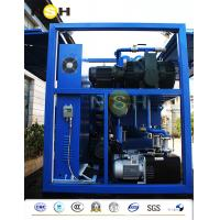 China Small Size Mobile Type Oil Filtration Unit With 1 Year Warranty on sale