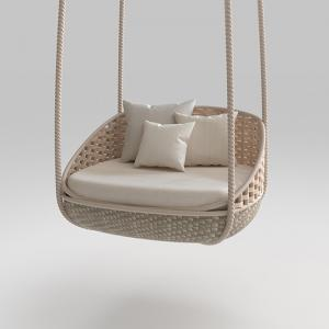 Quality Wraparound Backrest Outdoor / Indoor Hanging Swing Chair wholesale