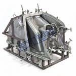 Quality Long Mould Life Aluminum Rotational Molds Complex Shape Anti Corrosive wholesale