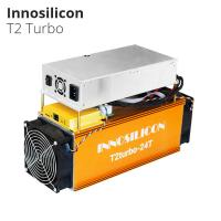 Quality Most Efficient Bitcoin Miner Innosilicon T2 Turbo 24Th/s With Psu 1980w wholesale