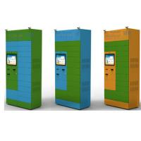 Buy cheap Custom Self Recycling Kiosk Booth For Plastic Bottles / Newspapers from wholesalers