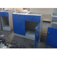 Quality Lab Design Floor Mounted 1.2mm Thick Steel Laboratory Modular Furniture wholesale