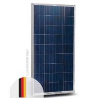 China 140W - 165W Camping Crystalline Silicon Solar PanelsLong Term Output Stability on sale