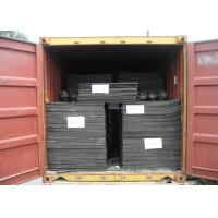 Quality Acid Resistance 2Mpa Industrial SBR Rubber Sheet For Bridge Bearing Pads wholesale