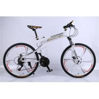 Quality High quality factory price OEM 6 spoke mag one wheel Shimano 27 speed aluminium alloy folding hummer mountain bike wholesale