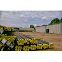Quality BS EN 42CrMo4 Black Surface Alloy Steel Seamless Pipes With High Strength And Hardenability wholesale